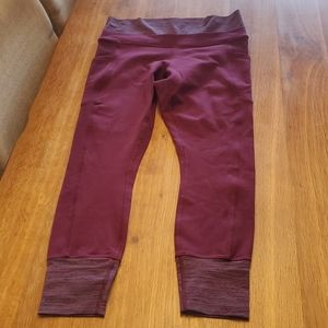 Lululemon athletic pants.  Excellent condition